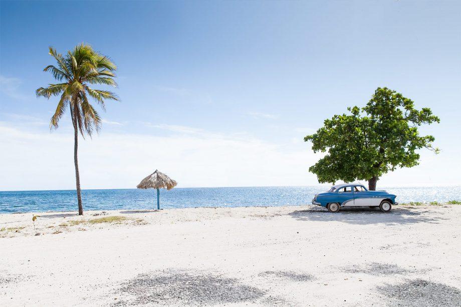 Der Fotograf von Aachen war am karibischen Strand von Kuba unterwegs