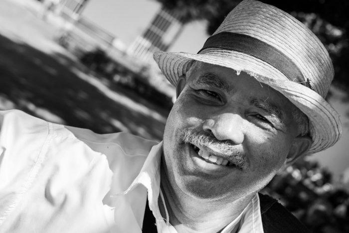 Musikant - Begegnungen auf der Fototour in Kuba